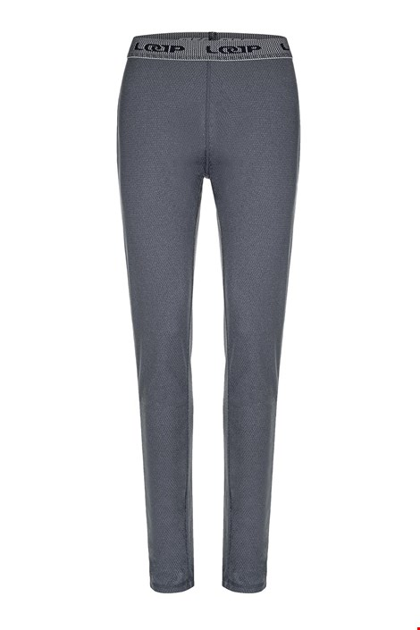 Aktivne hlače LOAP Peddy sive