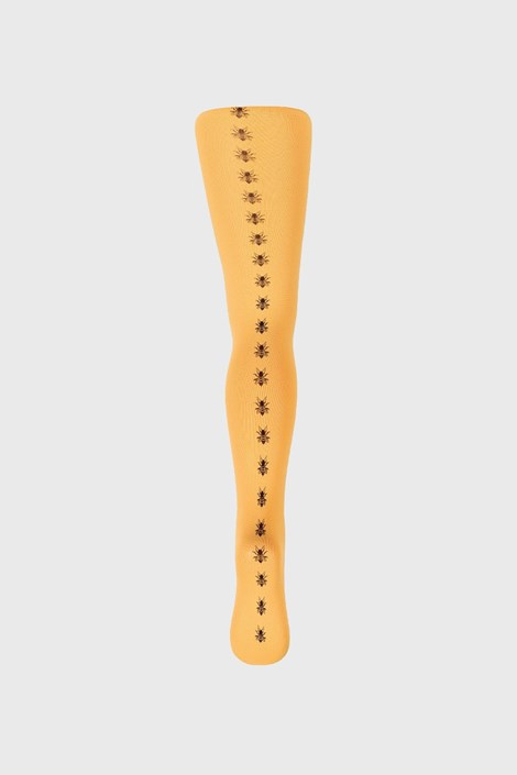 Dekliške hlačne nogavice Včelky