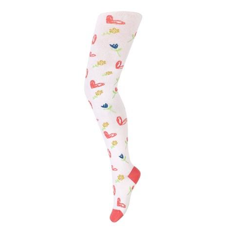 Dekliške hlačne nogavice Srdce