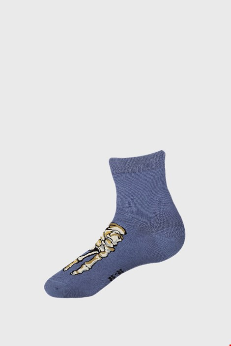 Deške nogavice Skelet