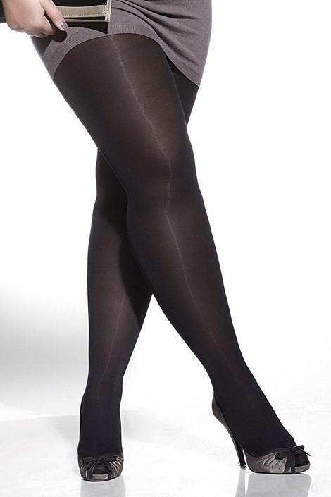 Hlačne nogavice Amy plus size 60 DEN