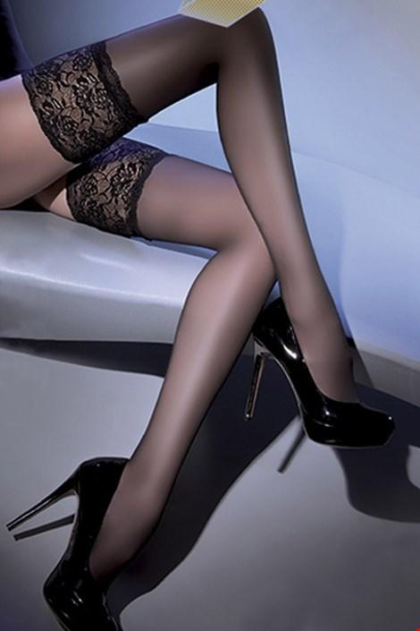 Samostoječe nogavice Exclusive 15 DEN